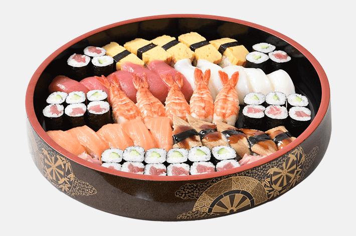 寿司盛り合わせ 05:5,000:5人前