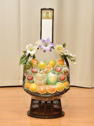 果物籠盛り F13