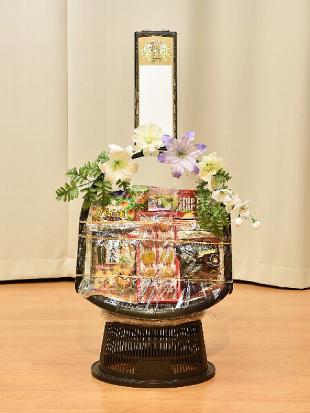 菓子籠盛り S10
